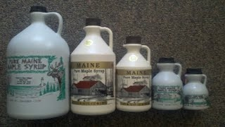 Buy our Maple Syrup!